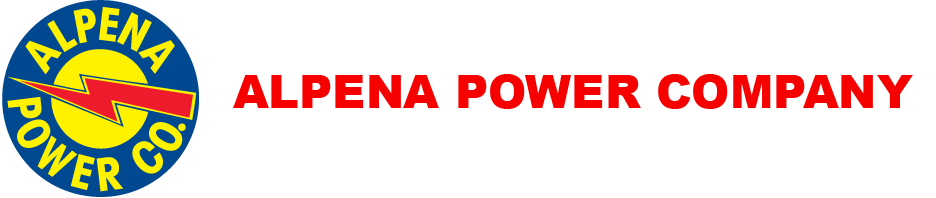 alpena power company logo