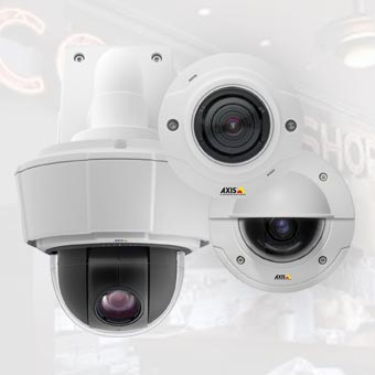 axis camera listing