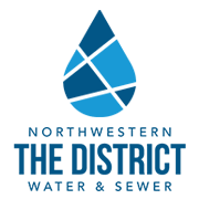 nw water & sewer cut logo