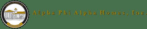 alpha phi homes logo