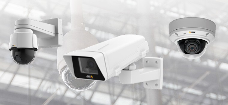 Types Of Security Cameras And Security Camera Systems
