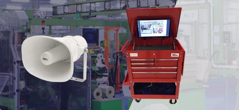 4 Unexpected Ways Smart Manufacturers Use Surveillance Cameras