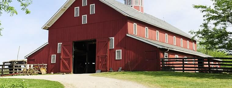 Case Study: Security Camera Install for a Large Farm